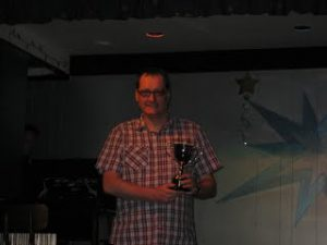 Winner of the Sportsmanship Award 2010-2011