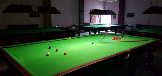 January 2018 – Stalybridge Snooker League